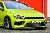 V2 Cup Frontspoilerlippe mit Wing für VW Scirocco R Facelift ab Bj. 2014-