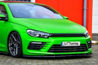 V2 Cup Frontspoilerlippe für VW Scirocco R Facelift ab Bj. 2014-